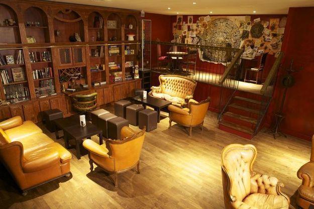 Le bar à jeux Le dernier bar avant la fin du monde