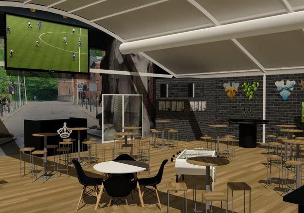 Le Carls : le spot parfait pour regarder un match de football
