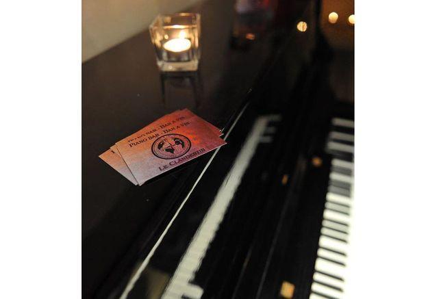 Un piano-bar à Montpellier