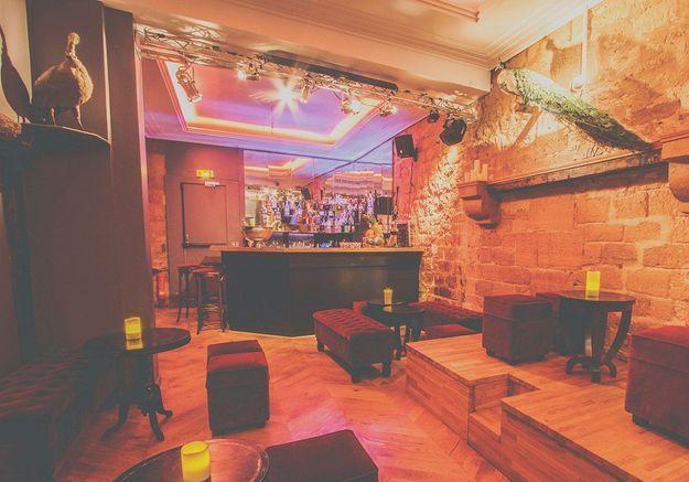 Un piano-bar à Paris