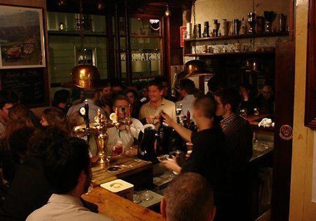 Un pub à Paris dans le centre ?