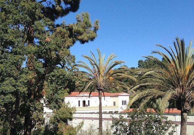La Villa Getty