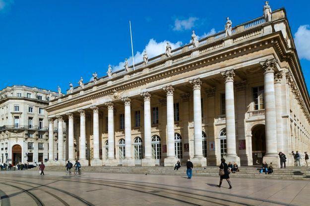 À l'opéra de Bordeaux