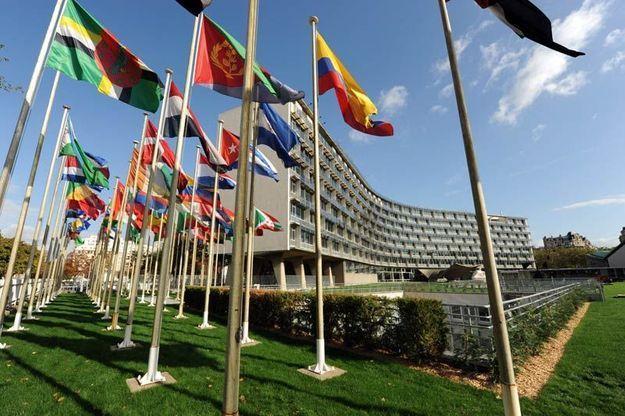 Au siège français de l'UNESCO