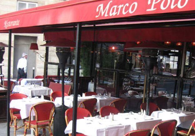 Jane Birkin : le restaurant Marco Polo
