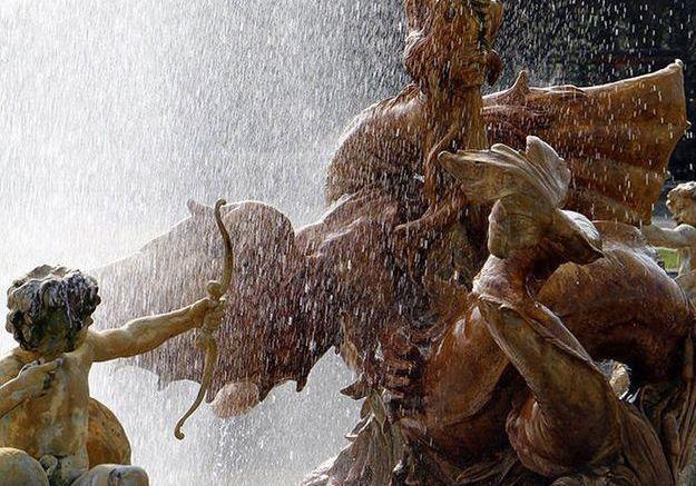 Versailles : un spectacle de fontaines au château de Versailles