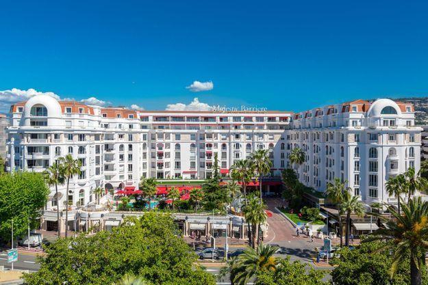 4 bonnes raisons de (re)découvrir Le Majestic à Cannes