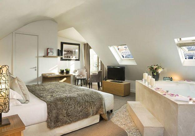 10 hôtels avec jacuzzi où se prélasser à deux