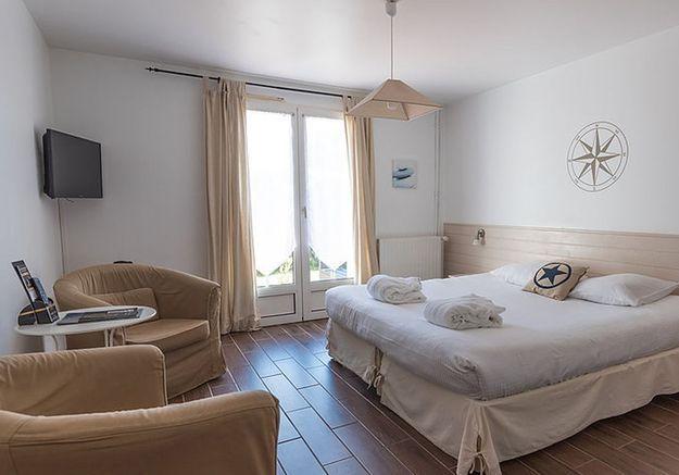Hôtel Ancre Marine, à Noirmoutier