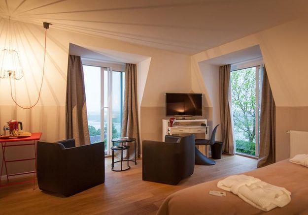 Hôtel - Spa Les Corderies, à Saint-Valéry-sur-Somme