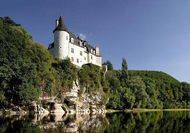 Château de la Treyne, à Lacave (Lot)