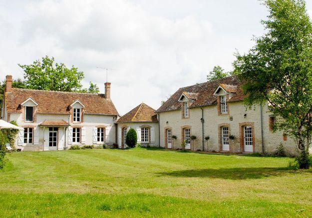 Domaine De La Gaucherie, à Langon (Centre)