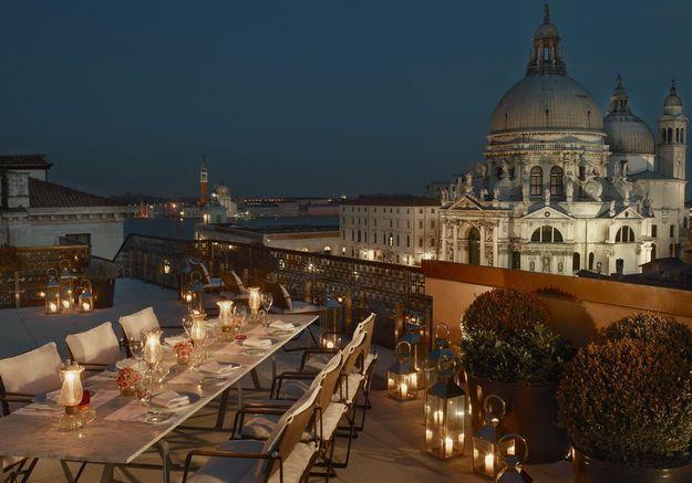Le Gritti Palace : un voyage dans le temps à Venise