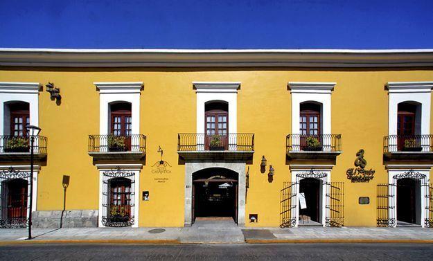 A Oaxaca au Mexique