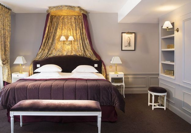 Hôtel de Buci, à Paris (France)