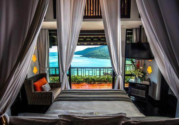 Hôtel InterContinental Danang Sun Peninsula (Viêt Nam)