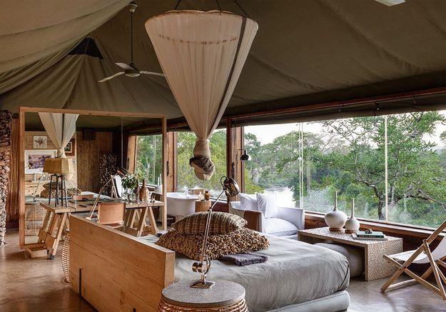 Hôtel Singita Faru (Tanzanie)