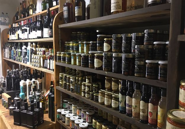 Les produits locaux
