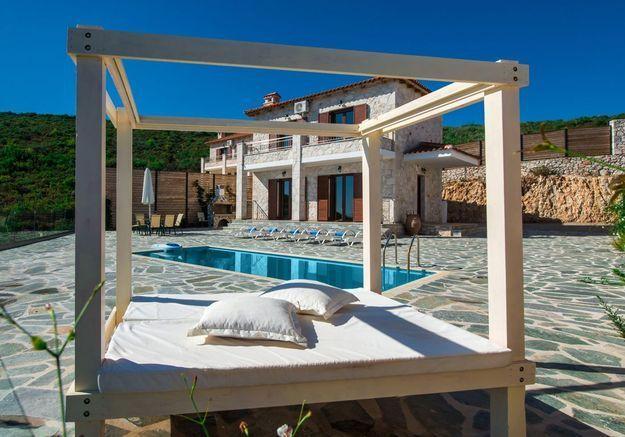 Villa Deluxe, à Xygia (en Grèce)