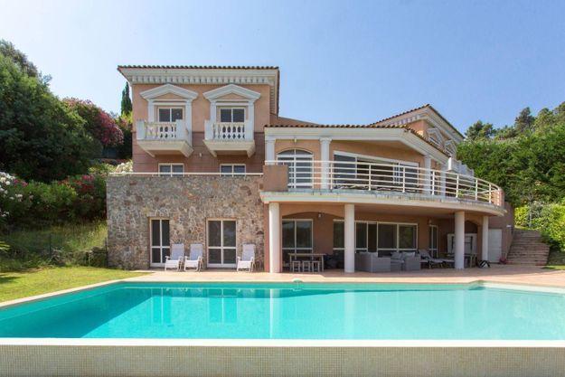 Villa Ilan, à Théoule-sur-Mer
