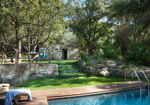 Villa Rose, à Sartène