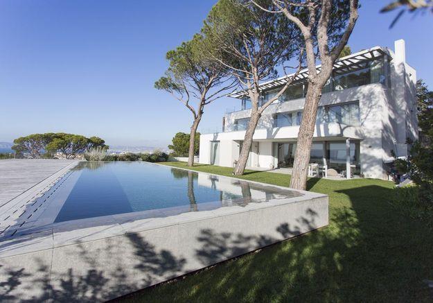 Villa Topaze, à Marseille