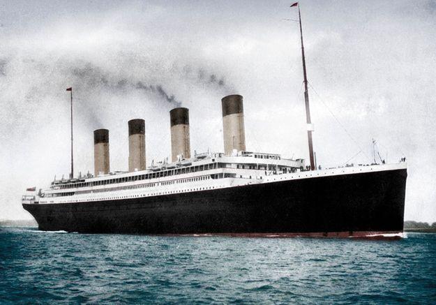 Immersion dans le Titanic, avec la naissance d'un parc d'attraction entièrement consacré en Chine