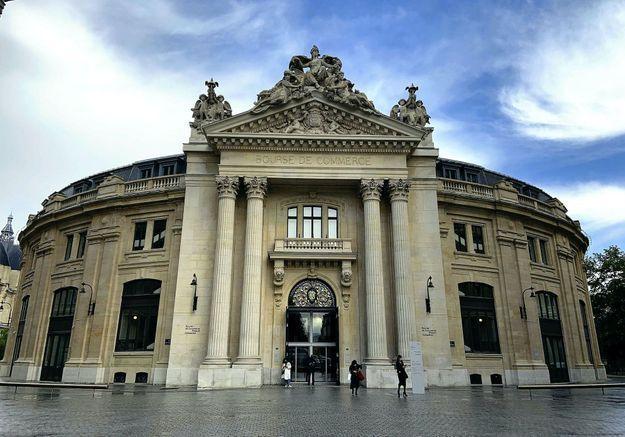 La Bourse de commerce, un temple de l'art contemporain signé Pinault