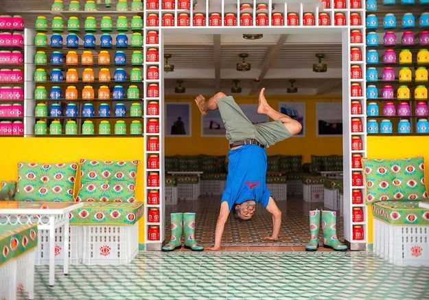 Art : Hassan Hajjaj, l'artiste anglomarocain que les stars s'arrachent