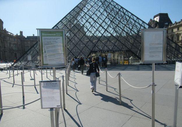Culture : réouverture du Musée du Louvre