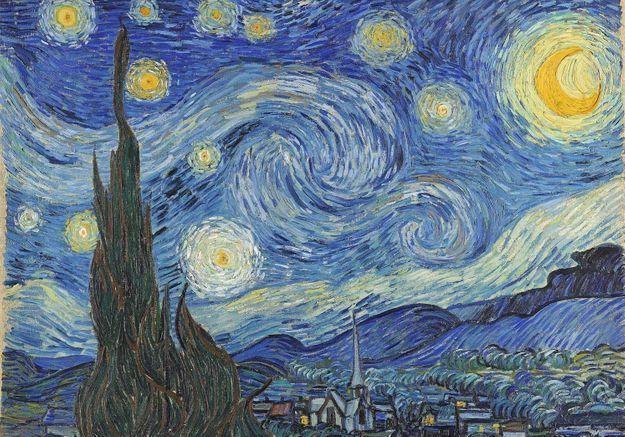 Van Gogh, La nuit étoilée : la nouvelle exposition numérique et immersive de l'Atelier des Lumières à ne surtout pas manquer