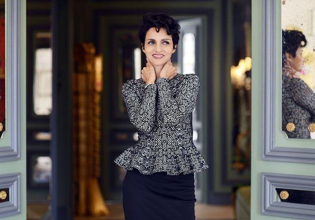 5 choses à savoir sur Farida Khelfa, l'amie du couple Sarkozy