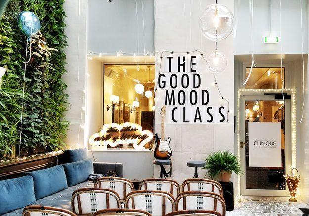 Amies new-yorkaises, Sophie Trem et sa «Good Mood Class» arrivent chez vous !