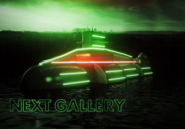Cette semaine, on ne rate pas le sous-marin Heineken dans la Seine!