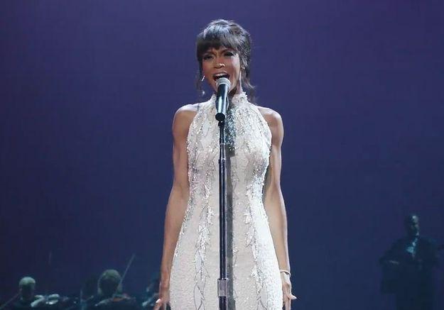 Découvrez les premières images du biopic sur Whitney Houston