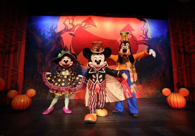 Halloween 2020 à Disneyland Paris : programme et infos