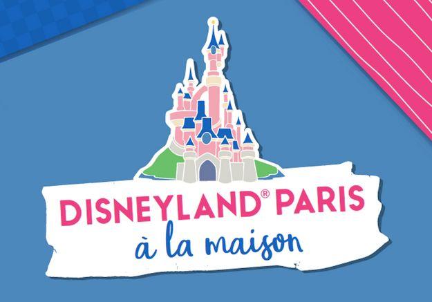 « Disneyland Paris à la maison » : la plateforme pour patienter en attendant la réouverture du parc