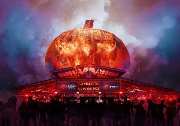 EXCLU - Manoir Halloween Festival : le parc d'attractions du Manoir de Paris va vous faire trembler !