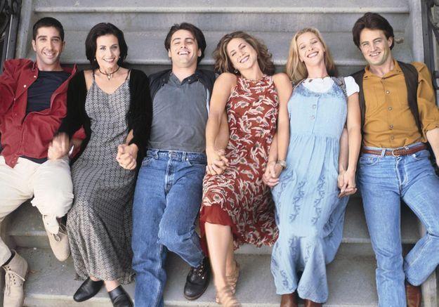 Friends fête ses 20 ans : découvrez des images inédites de la saison 1