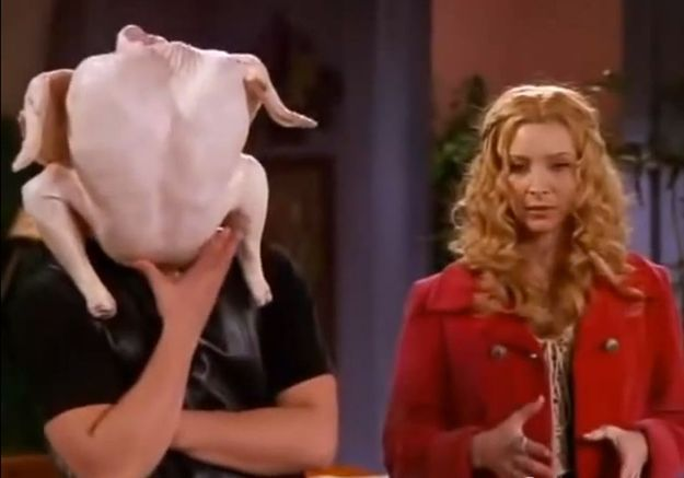 «Friends»: les meilleurs moments de Thanksgiving!