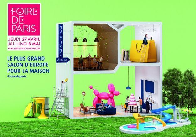 Foire de Paris 2017 : Découvrez le plus grand salon d'Europe pour la maison !