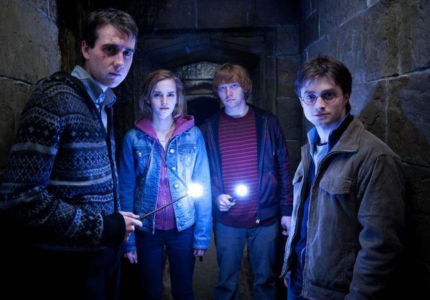J.K. Rowling offre six nouvelles autour d'Harry Potter à ses fans