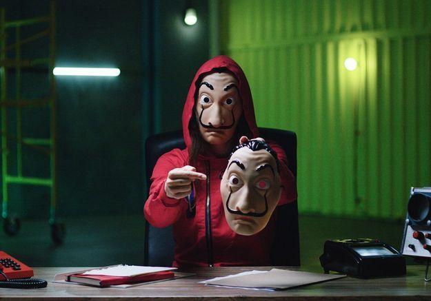 La Casa De Papel Experience : enfilez votre masque et allez braquer la Monnaie de Paris !