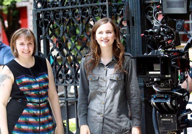 La fille de Judd Apatow rejoint le casting de Girls