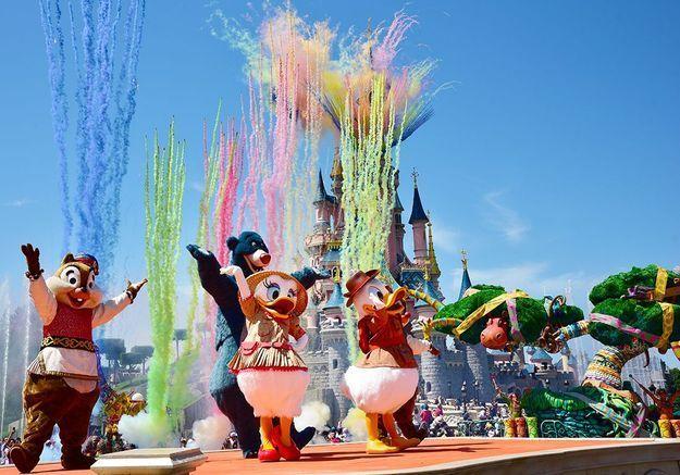 Le Roi Lion : découvrez l'envers du décor du festival à Disneyland Paris