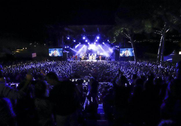 Les rassemblements culturels avec plus de 5000 personnes à nouveau autorisés dès le 15 août