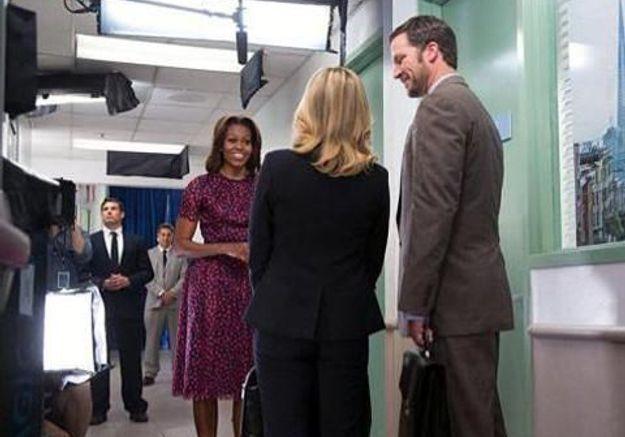 Michelle Obama : devinez dans quelle série télé elle va jouer !