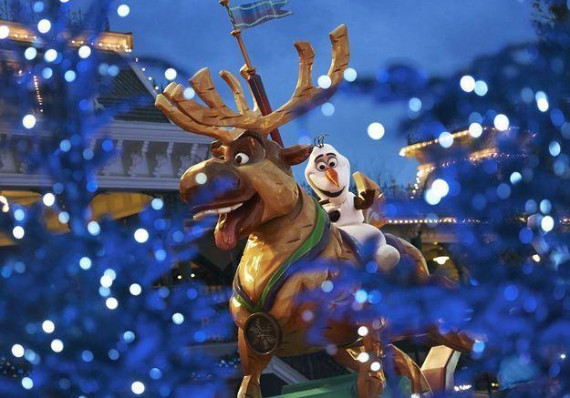 Noël 2019 à Disneyland Paris : découvrez les dates et le programme