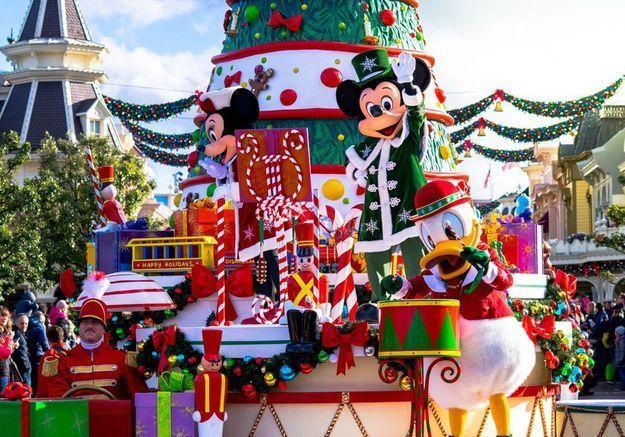 Disneyland Paris : quel est le programme pour Noël ?