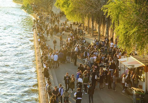 Que faire à Paris le week-end du 26, 27, 28 juillet ?